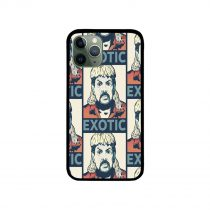 Joe Exotic Art iPhone Case