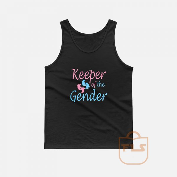 Keeper of the Gender Tank Top