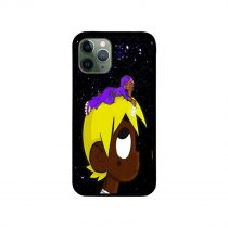 LUV vs The World 2 iPhone Case