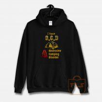 OCD Obsessive Camping Disorder Hoodie