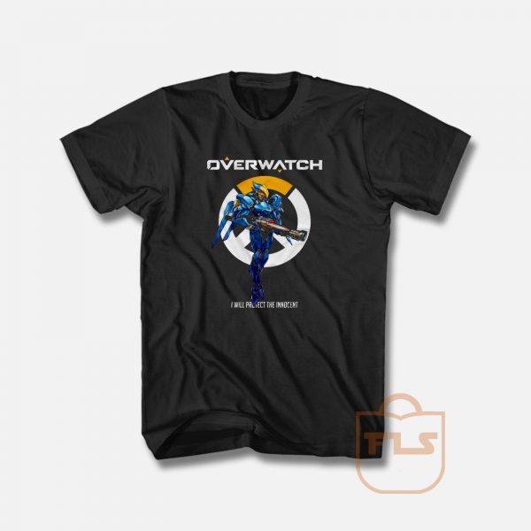 Overwatch Pharah T Shirt