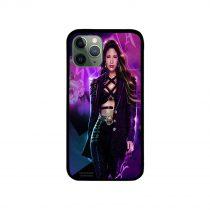Selena Purple iPhone Case