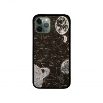 Space Art Line iPhone Case
