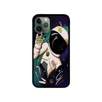 Space Man iPhone Case