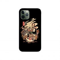 Studio Ghilbi Ramen Pool Party iPhone Case
