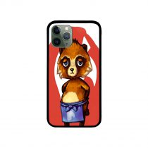 Tanuki Tom Nook iPhone Case
