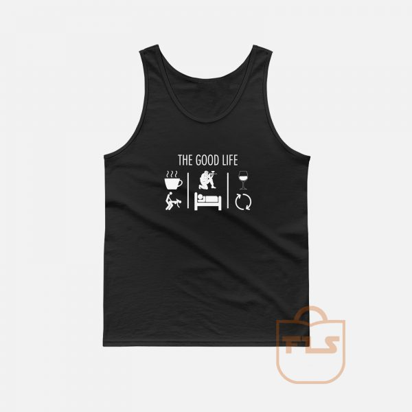The Good Life Airsoft Player Tank Top