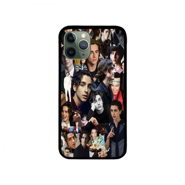 Timothee Chalamet iPhone Case