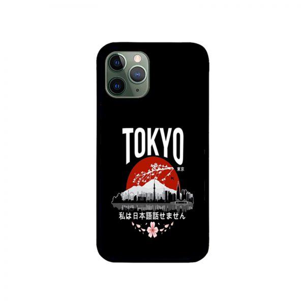 Tokyo I dont speak Japanese iPhone Case