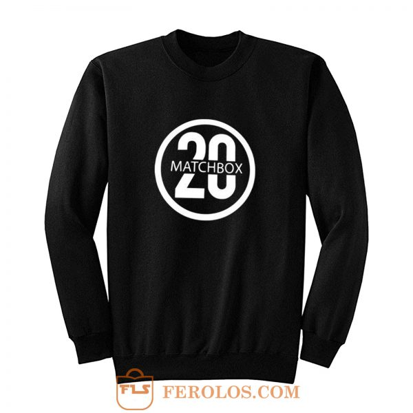 20 Matchbox Sweatshirt