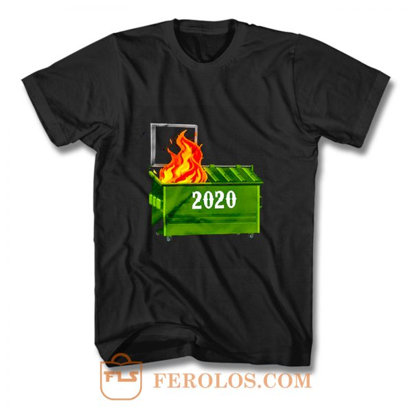 2020 is on fire T Shirt