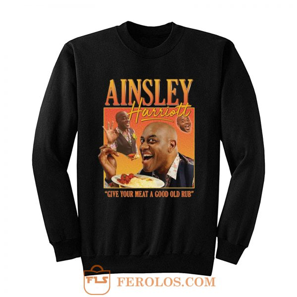 Ainsley Harriott Homage Sweatshirt