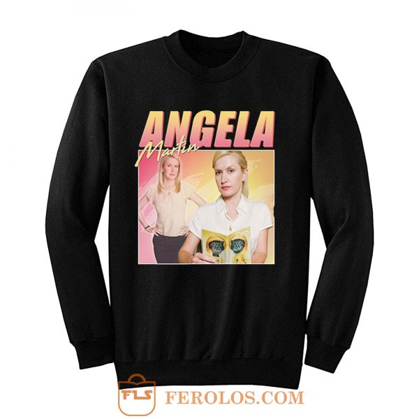 Angela Martin Homage Sweatshirt