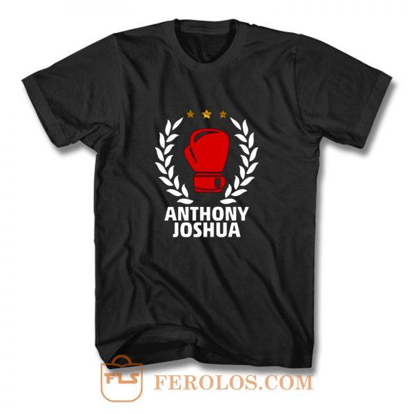 Anthony Joshua T Shirt