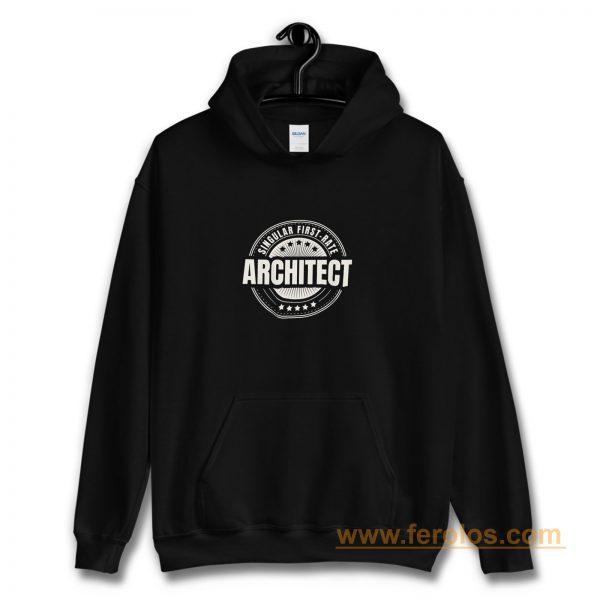 Architect Gift Hoodie