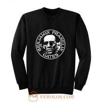 Benjamin Franklin Gates Sweatshirt