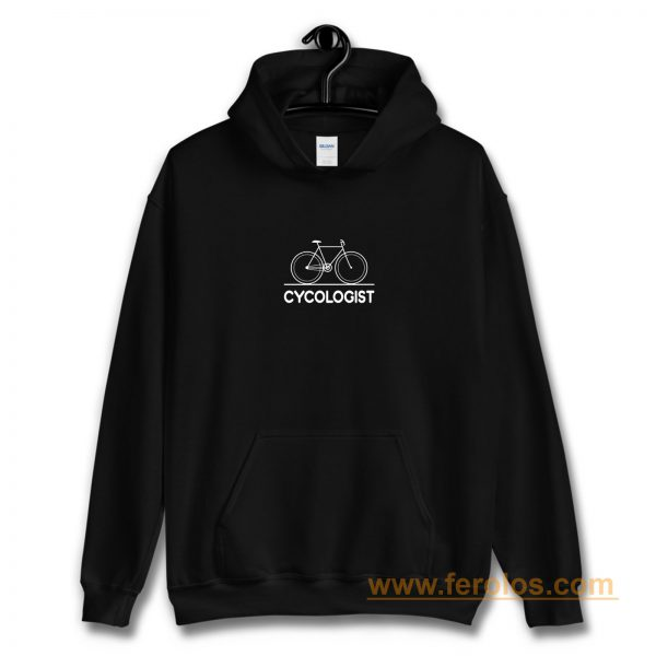 Bicycle Cycologist Hoodie