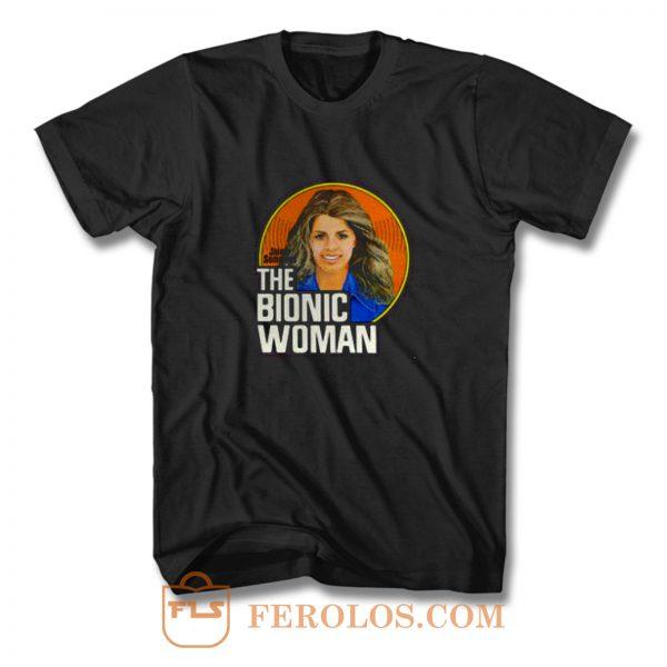 Bionic Woman Lindsay T Shirt