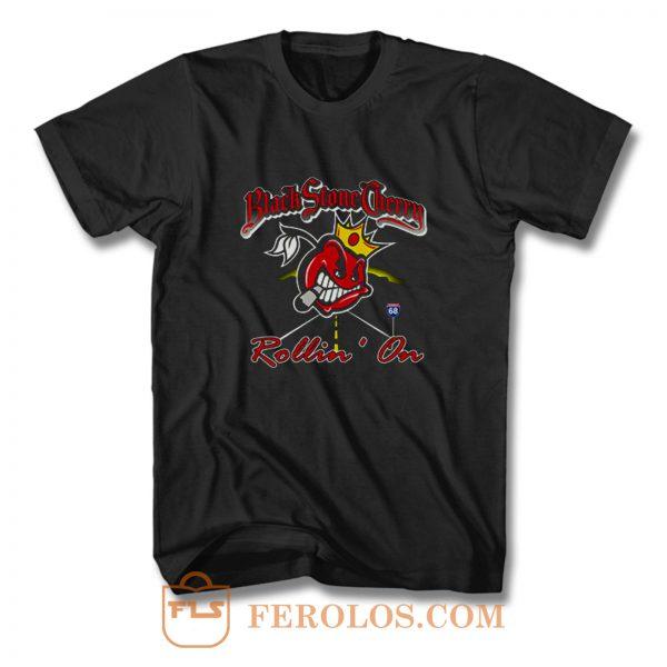 Black Stone Cherry T Shirt
