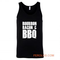 Bourbon Bacon And BBQ Tank Top