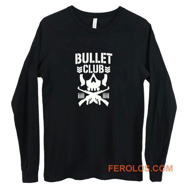 Bullet Club Pro Wrestling Long Sleeve