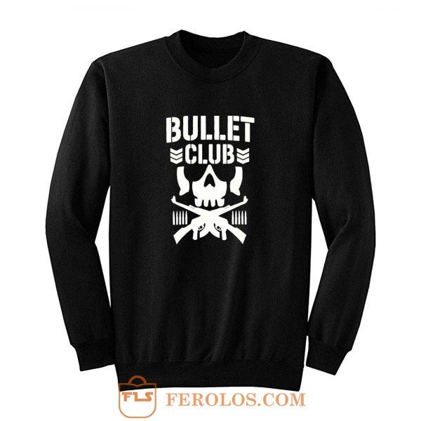 Bullet Club Pro Wrestling Sweatshirt