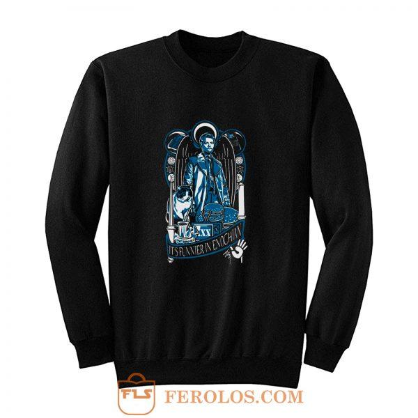 Castiel Nouveau Sweatshirt