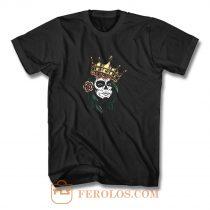 Catrina Queen Artwork T Shirt