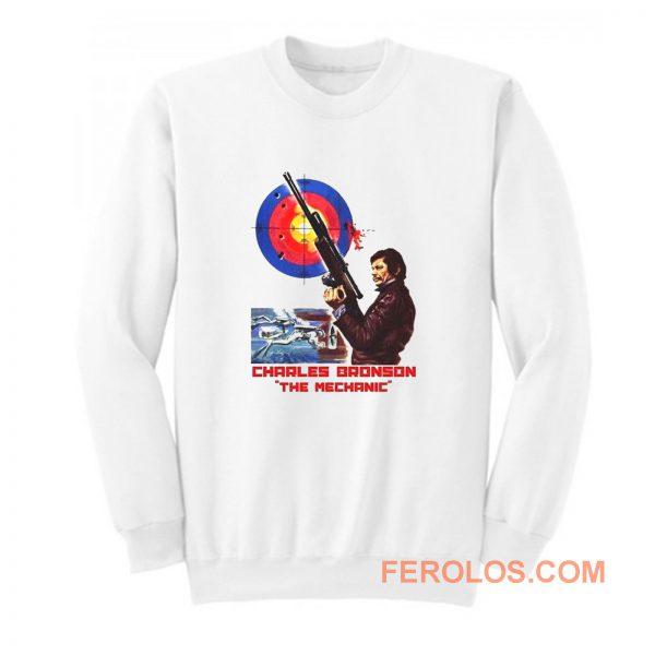 Charles Bronson The Mechanic Sweatshirt