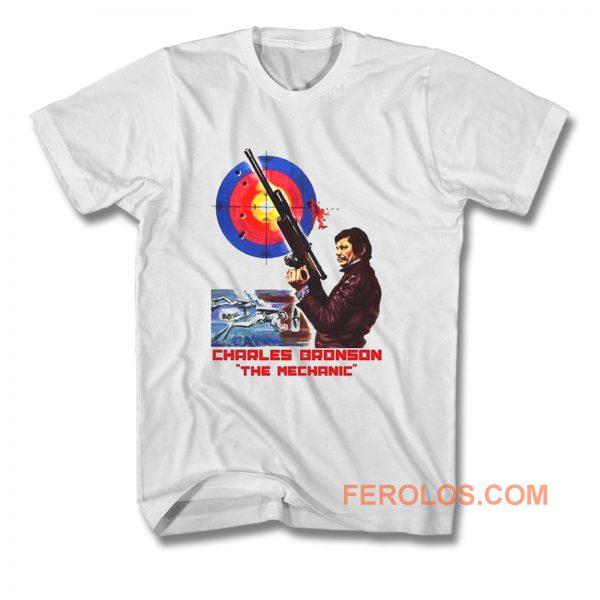 Charles Bronson The Mechanic T Shirt