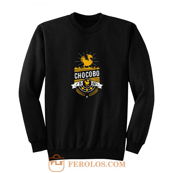 Chocobo 1988 Sweatshirt