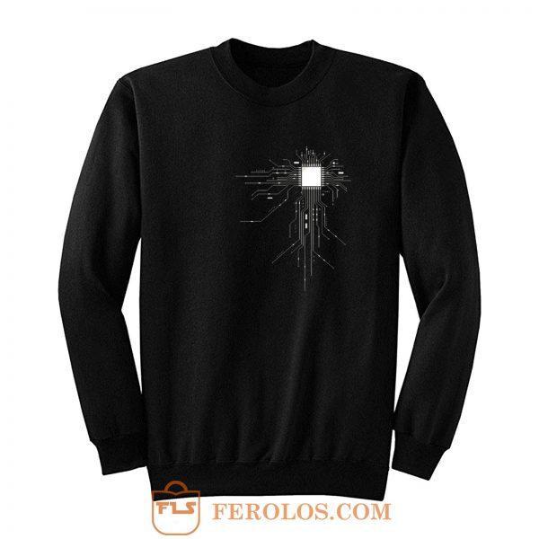 Cpu Geek Gamers Sweatshirt