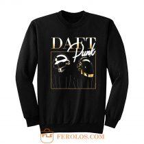 Daft Punk Vintage 90s Retro Sweatshirt