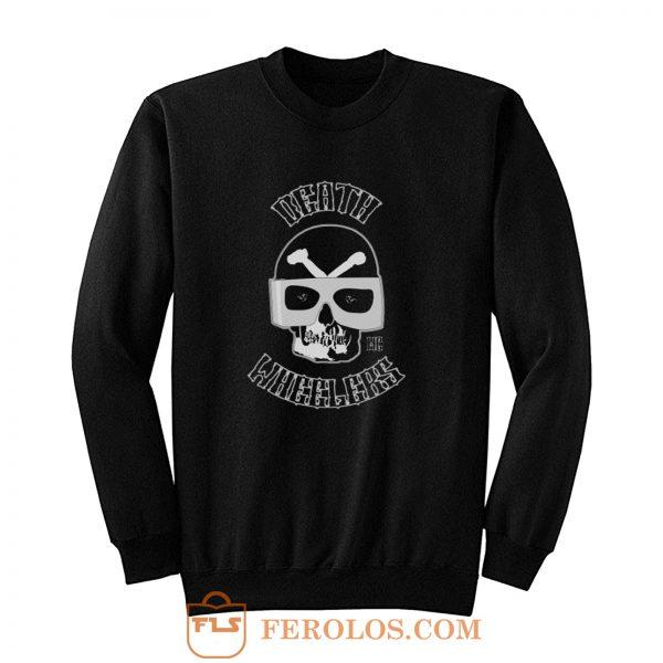 Death Wellers Psychomania Sweatshirt