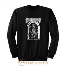 Dissection Balck Metal Sweatshirt