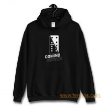 Domino Switch Dominoes Tiles Puzzler Game Hoodie