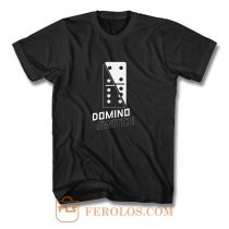 Domino Switch Dominoes Tiles Puzzler Game T Shirt