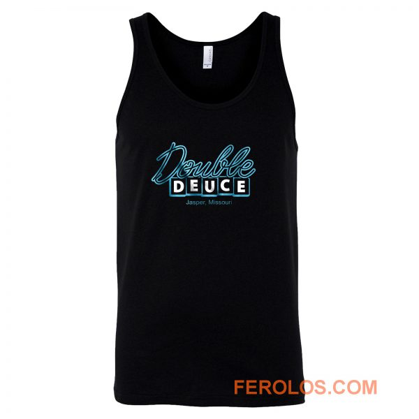 Double Deuce Tank Top