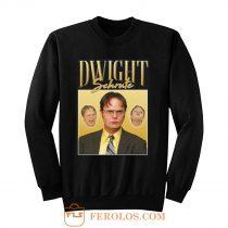 Dwight Schrute Homage Sweatshirt