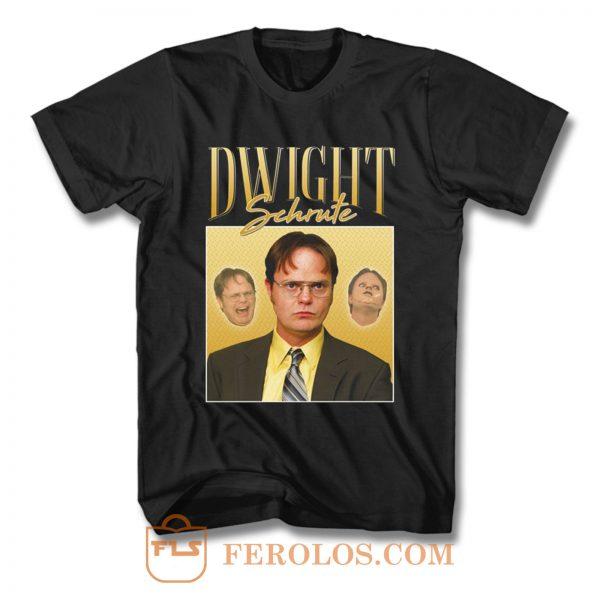 Dwight Schrute Homage T Shirt