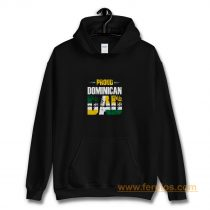 Fathers Day Black Hoodie