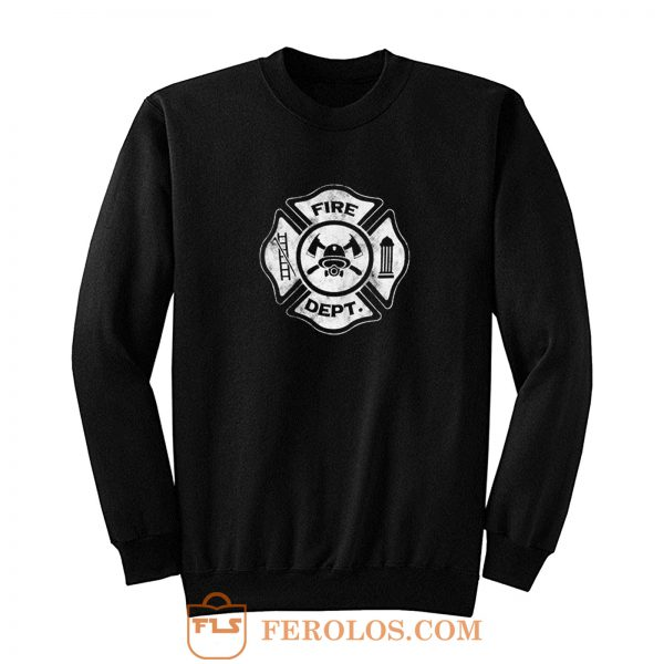 Fire Dept Sweatshirt