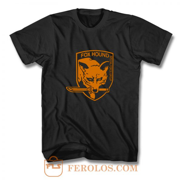 Foxhound T Shirt