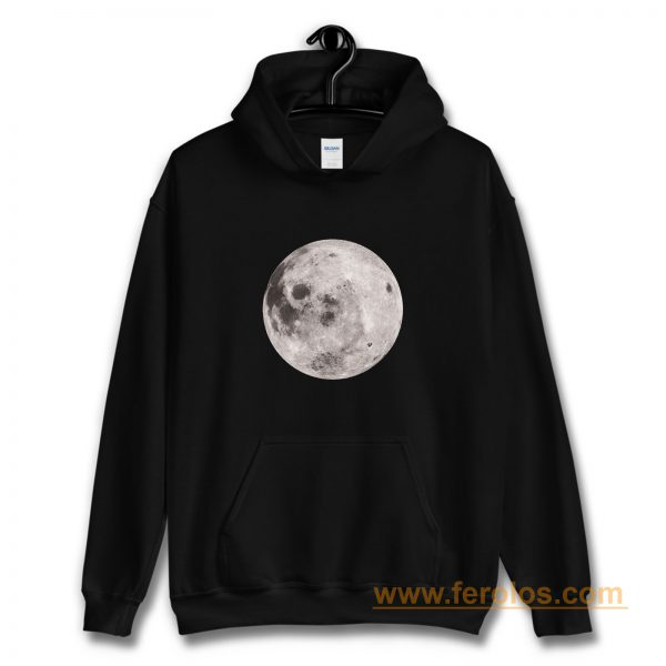 Full Moon Grunge Hoodie