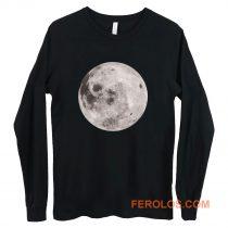 Full Moon Grunge Long Sleeve