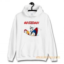 Go Speed Racer Hoodie