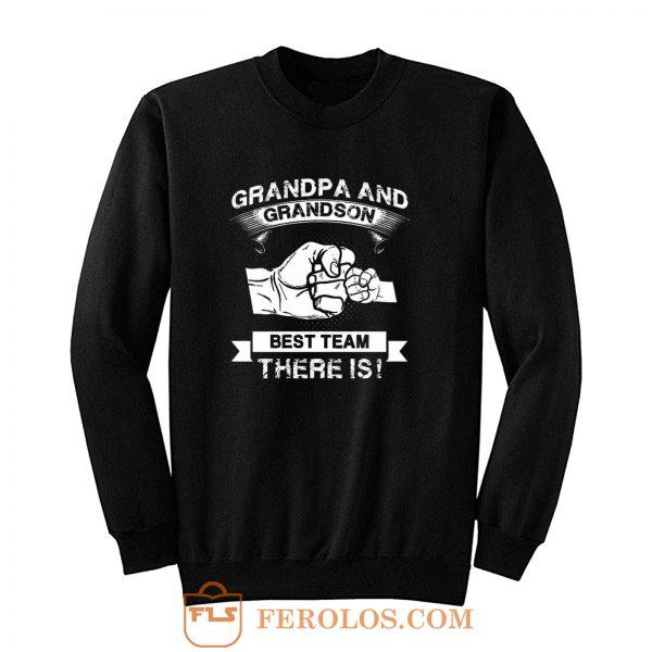 Grandpa and Grandson Sweatshirt