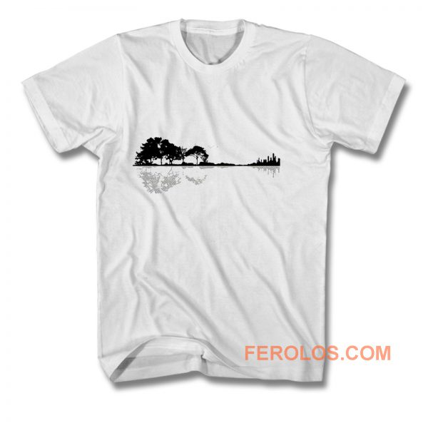 Guitar Tree T Shirt