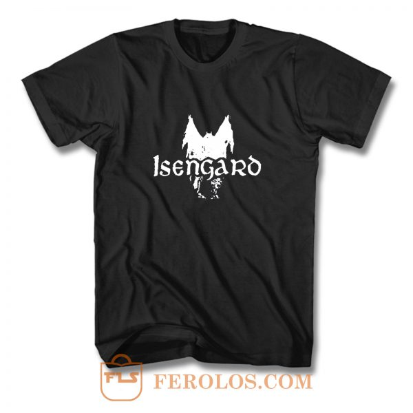 Isengard Black Metal T Shirt