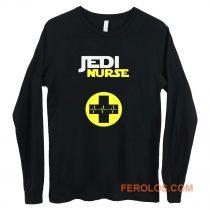 Jedi Nurse Long Sleeve